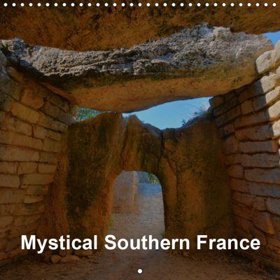 Mystical Southern France (Wall Calendar 2019 300 × 300 mm Square), Thomas Bartruff
