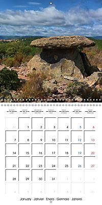 Mystical Southern France (Wall Calendar 2019 300 × 300 mm Square) - Produktdetailbild 1