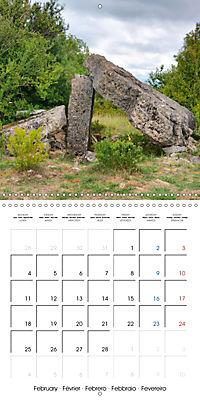 Mystical Southern France (Wall Calendar 2019 300 × 300 mm Square) - Produktdetailbild 2