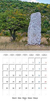 Mystical Southern France (Wall Calendar 2019 300 × 300 mm Square) - Produktdetailbild 3