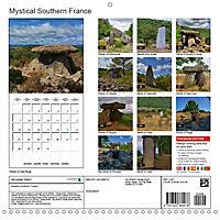 Mystical Southern France (Wall Calendar 2019 300 × 300 mm Square) - Produktdetailbild 13
