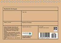 Mystische Dordogne (Tischkalender 2019 DIN A5 quer) - Produktdetailbild 13