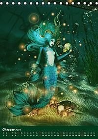 Mystische Meerjungfrauen (Tischkalender 2019 DIN A5 hoch) - Produktdetailbild 10