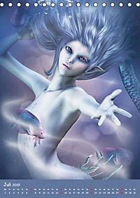 Mystische Meerjungfrauen (Tischkalender 2019 DIN A5 hoch) - Produktdetailbild 7