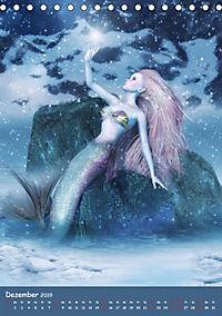 Mystische Meerjungfrauen (Tischkalender 2019 DIN A5 hoch) - Produktdetailbild 12