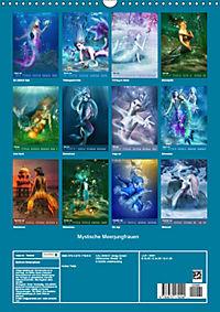 Mystische Meerjungfrauen (Wandkalender 2019 DIN A3 hoch) - Produktdetailbild 13