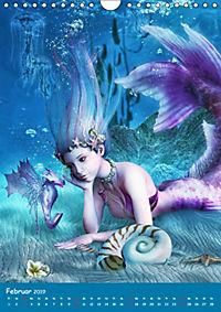 Mystische Meerjungfrauen (Wandkalender 2019 DIN A4 hoch) - Produktdetailbild 2