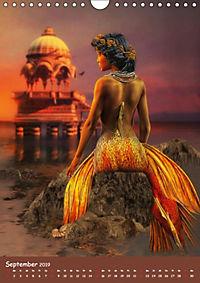 Mystische Meerjungfrauen (Wandkalender 2019 DIN A4 hoch) - Produktdetailbild 9