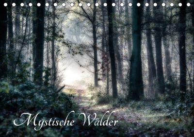 Mystische Wälder (Tischkalender 2019 DIN A5 quer), Hermann Greiling