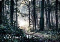 Mystische Wälder (Wandkalender 2019 DIN A3 quer), Hermann Greiling