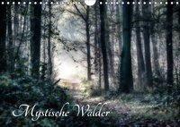 Mystische Wälder (Wandkalender 2019 DIN A4 quer), Hermann Greiling