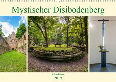Mystischer Disibodenberg (Wandkalender 2019 DIN A2 quer), Erhard Hess