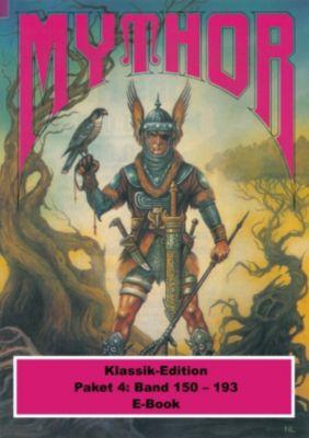Mythor-Paket: Mythor-Paket 4, Hubert Haensel, Horst Hoffmann, Hans Kneifel, Peter Terrid, W. K. Giesa, Paul Wolf