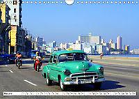 Mythos Malecón - Havannas berühmte Uferstrasse (Wandkalender 2019 DIN A4 quer) - Produktdetailbild 5
