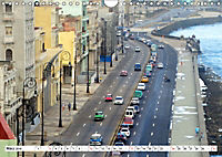 Mythos Malecón - Havannas berühmte Uferstrasse (Wandkalender 2019 DIN A4 quer) - Produktdetailbild 3