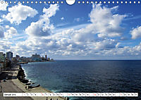 Mythos Malecón - Havannas berühmte Uferstrasse (Wandkalender 2019 DIN A4 quer) - Produktdetailbild 1