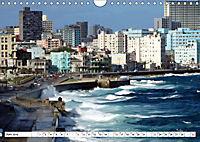 Mythos Malecón - Havannas berühmte Uferstrasse (Wandkalender 2019 DIN A4 quer) - Produktdetailbild 6