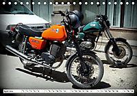 Mythos MZ - Ein DDR-Motorrad auf Kuba (Tischkalender 2019 DIN A5 quer) - Produktdetailbild 4