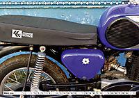 Mythos MZ - Ein DDR-Motorrad auf Kuba (Tischkalender 2019 DIN A5 quer) - Produktdetailbild 3