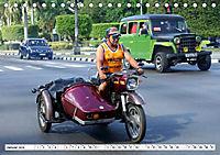 Mythos MZ - Ein DDR-Motorrad auf Kuba (Tischkalender 2019 DIN A5 quer) - Produktdetailbild 1