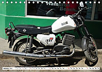Mythos MZ - Ein DDR-Motorrad auf Kuba (Tischkalender 2019 DIN A5 quer) - Produktdetailbild 10