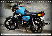 Mythos MZ - Ein DDR-Motorrad auf Kuba (Tischkalender 2019 DIN A5 quer) - Produktdetailbild 5