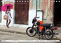 Mythos MZ - Ein DDR-Motorrad auf Kuba (Tischkalender 2019 DIN A5 quer) - Produktdetailbild 6
