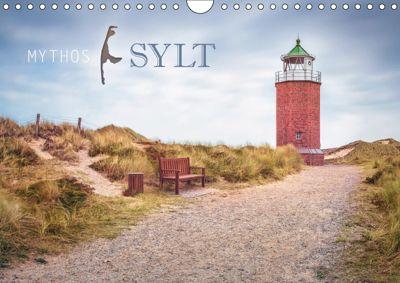 Mythos Sylt (Wandkalender 2019 DIN A4 quer), Dirk Wiemer