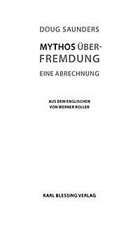Mythos Überfremdung - Produktdetailbild 2