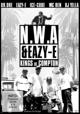 N.W.A & Eazy-E - Kings of Compton, N, A