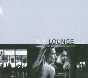 N.Y.Lounge Vol.2, Diverse Interpreten