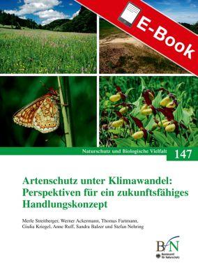 NaBiV Heft: Artenschutz unter Klimawandel: Perspektiven für ein zukunftsfähiges Handlungskonzept