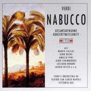 Nabucco, Coro E Orch.De Teatro San Caro