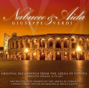 Nabucco & Aida:Orig.Rec.From The Arena Di Verona, Giuseppe Verdi