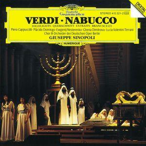 Nabucco (Qs), Domingo, Dimitrova, Sinopoli