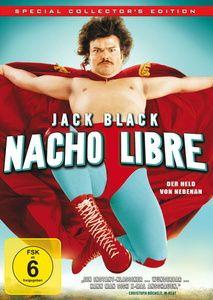 Nacho Libre, Jack Black