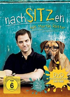 nachSITZen mit Martin Rütter, Martin Rütter