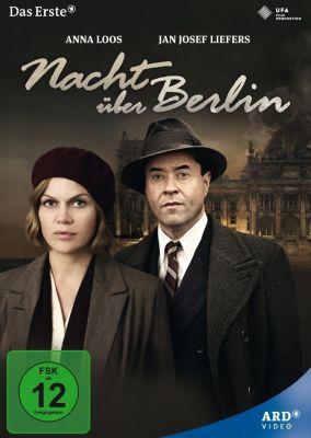 Nacht über Berlin, Rainer Berg, Friedemann Fromm