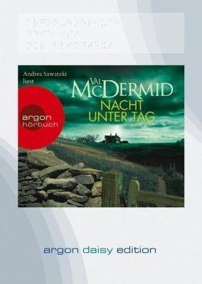 Nacht unter Tag, 1 MP3-CD (DAISY Edition), Val McDermid