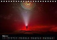 Nachtaktive Lichter (Tischkalender 2019 DIN A5 quer) - Produktdetailbild 3