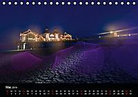 Nachtaktive Lichter (Tischkalender 2019 DIN A5 quer) - Produktdetailbild 5