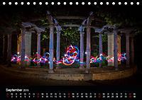 Nachtaktive Lichter (Tischkalender 2019 DIN A5 quer) - Produktdetailbild 9