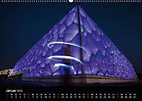 Nachtaktive Lichter (Wandkalender 2019 DIN A2 quer) - Produktdetailbild 1