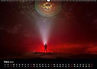 Nachtaktive Lichter (Wandkalender 2019 DIN A2 quer) - Produktdetailbild 3