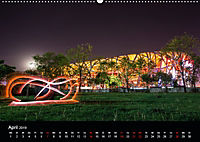 Nachtaktive Lichter (Wandkalender 2019 DIN A2 quer) - Produktdetailbild 4
