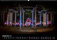 Nachtaktive Lichter (Wandkalender 2019 DIN A2 quer) - Produktdetailbild 9