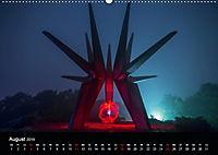 Nachtaktive Lichter (Wandkalender 2019 DIN A2 quer) - Produktdetailbild 8