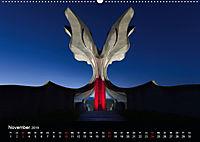Nachtaktive Lichter (Wandkalender 2019 DIN A2 quer) - Produktdetailbild 11
