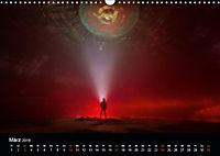 Nachtaktive Lichter (Wandkalender 2019 DIN A3 quer) - Produktdetailbild 3