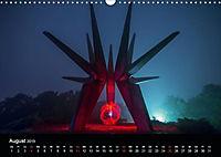 Nachtaktive Lichter (Wandkalender 2019 DIN A3 quer) - Produktdetailbild 8